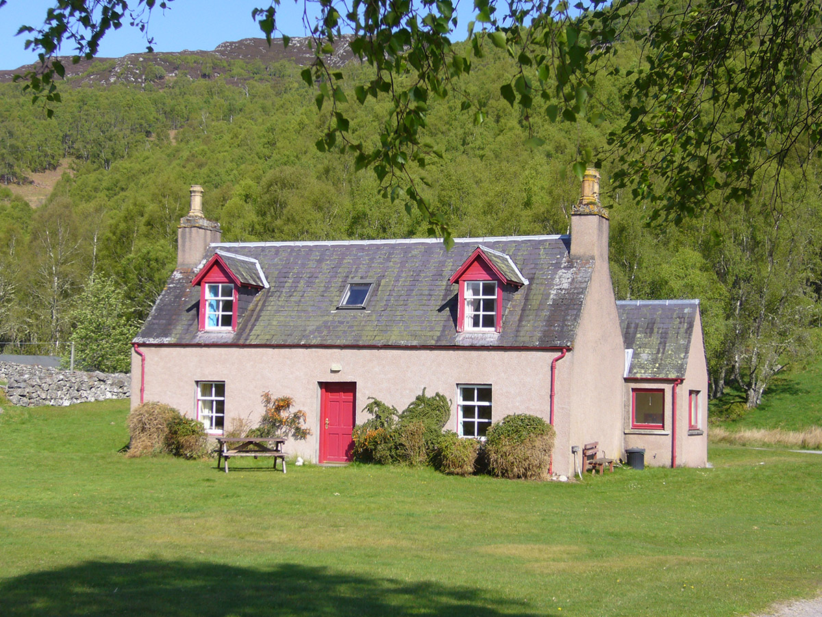 Culligran cottages self catering accommodation beauly inverness shire - Cottage image ...