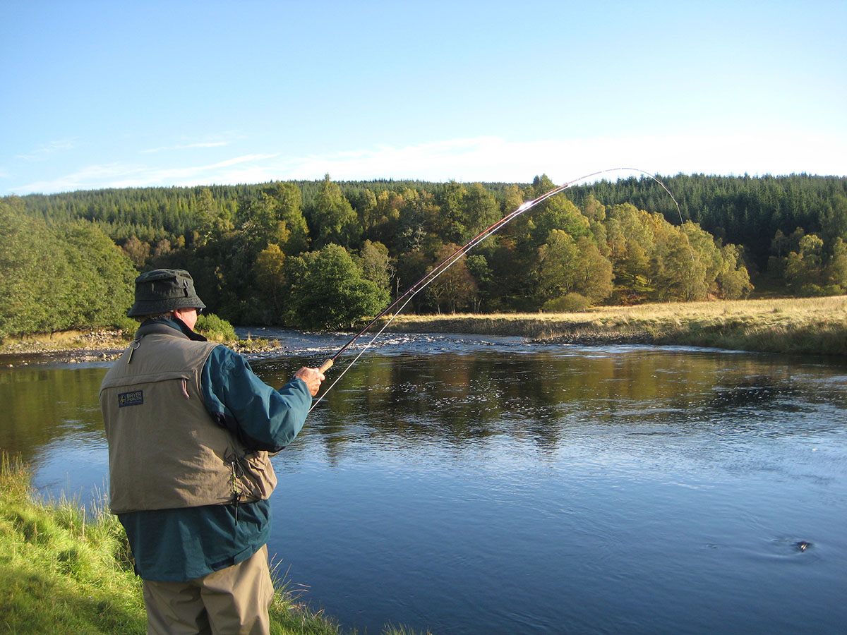 Culligran cottages self catering accommodation beauly for How much is a one day fishing license
