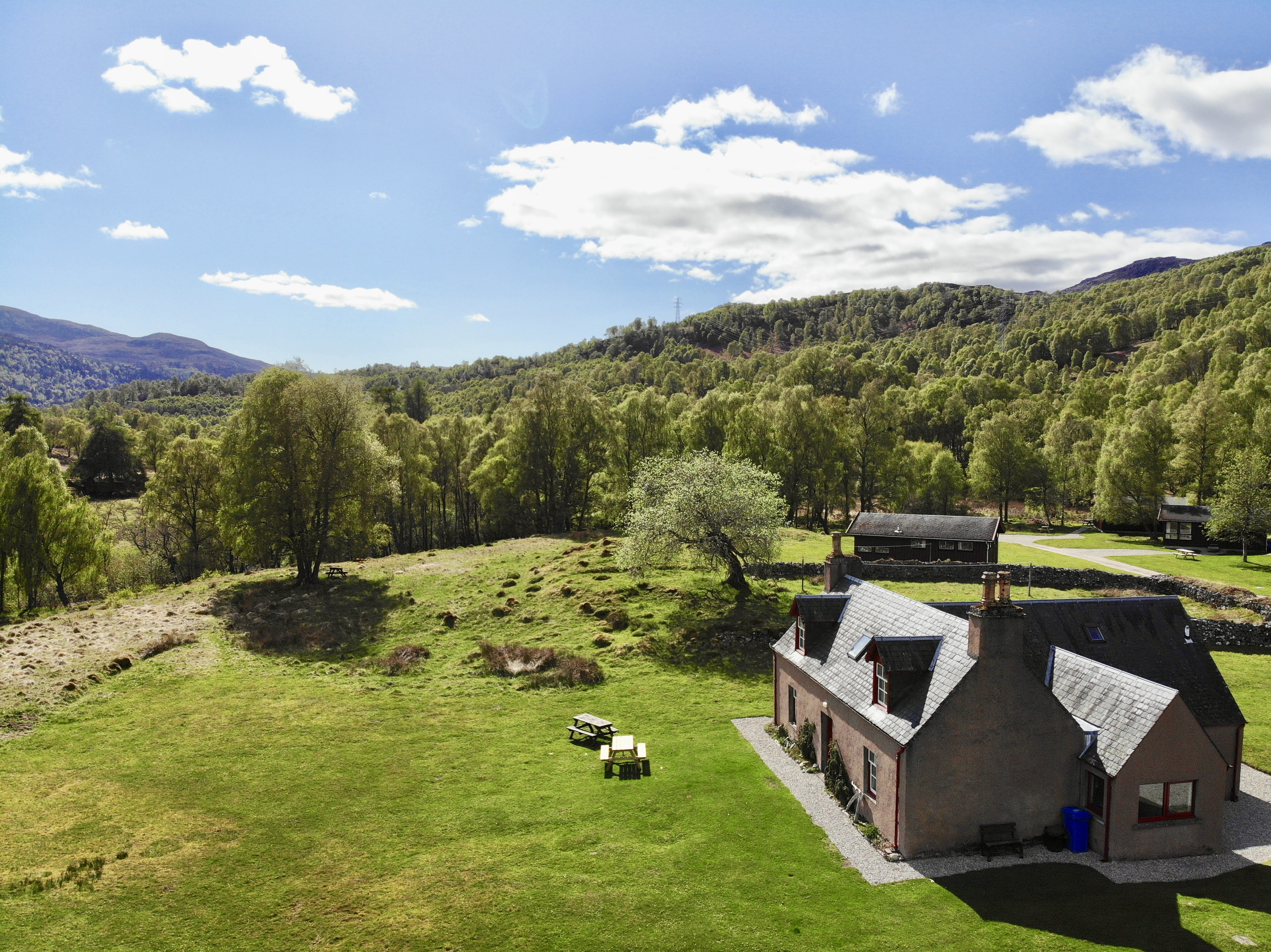 Culligran Cottages Self Catering Accommodation Beauly Inverness Shire